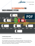 Vehicle to Vehicle Communication Whitepaper