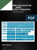 El Sistema de Salud en Perú