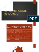 analisis interpretativo