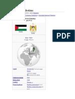 Estado de Palestina