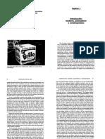 Lectura - Moderno (Pos)Moderno (Danto)