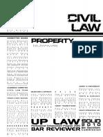 UP 2010 Civil Law (Property).pdf