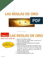 Presentacion Reglas de Oro2016