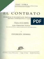 Gorla - El Contrato