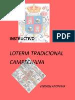 118675839 INSTRUCTIVO Loteria Campechana