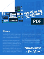 eBook Manual Da Web Radio Volume 1
