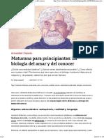Maturana para principiantes.pdf