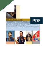 Don José de San Martín