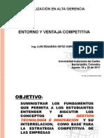 Presentación Ventaja Competitiva - Luis Ortiz