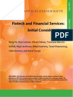 CL I a Fintech and FinServ