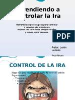 Control de La Ira