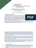 Instrumentacion Didactica - Interconectividad de Redes - V2017