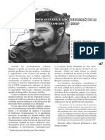 ERNESTO GUEVARA Y LOS PROBLEMAS DE LA TRANSICIÓN EN CUBA