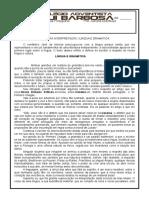 Avaliação de Lingua Portuguesa 2
