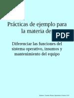 Practicas Ejemplo DFSO
