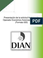 Documento Orientacion Presentacion OEA