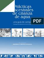 Crianza Del Agua Instituto de Investigación y Gestión Territorial