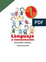 LIBRO 2014 Primero Lenguaje Hispano