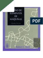 Dise Elementos de Maquinas R. MOTT