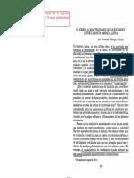 CARDOSO, Fernando (1985) - Sobre la caracterización de los regímenes autoritarios en América Latina