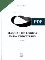 Manual de Lógica para Concursos - Ano 2010 - Guilherme Neves.pdf
