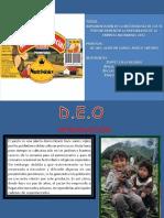 Diapositivas D.E.O