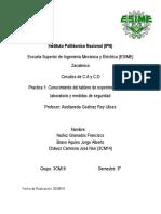 PRACTICA 1 Circuitos CA Y CD