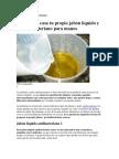 Formulas y Recetas Naturales- Leó