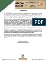 Convocatoriasculturamedellin Condiciones Generales de Participacion