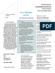 art i syllabus digital