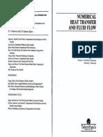Numerical Heat Transfer and Fluid Flow - Sahas v.patankar