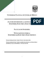 Eléctrica y Electrónica