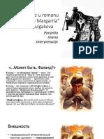 Lik sotone u romanu Majstor i Margarita
