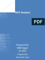 60670269 Egypt PEST Analysis