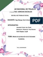 Universidad Nacional de Trujillo Vigo Sociedades Feudalismoo 1 (1)