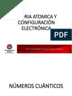 No 1. Teoria Atomica y Configuracion Electronica