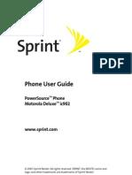 Ic902 User Manual