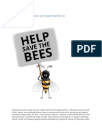 Save the bees campaign |  hplcco organisation in USA