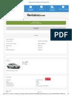 Aluguel de Carros Baratos Com Rentalcars