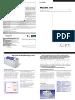 Folleto Screen PlateRite PT-R 4300