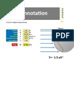 Drag Equation Key