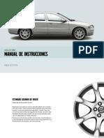 Manual Volvo s60
