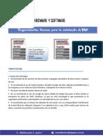 Requerimientos Técnicos SIIGO Windows