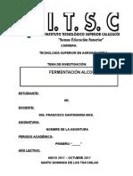 Esquema de Informe Basico de Investigacion Carreras 2