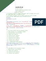 Solución Al Examen Practico de SQL