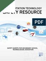 transportation safety sheets  transportation