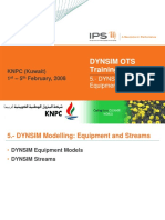 05 - DYNSIM Modelling Equipment and Streams.pdf