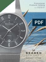 Skagen Custom Watch Catalog