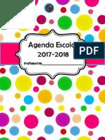 Agenda 2017 2018 Con Efemérides y Planificadores 1 83