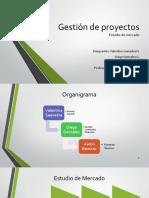 Gestión de Proyectos Encargo 01